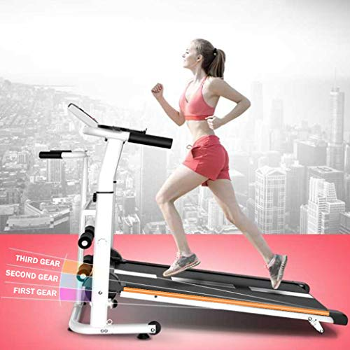 Yirise Treadmills for Home Walking Treadmill 4 in 1 Folding Shock ...